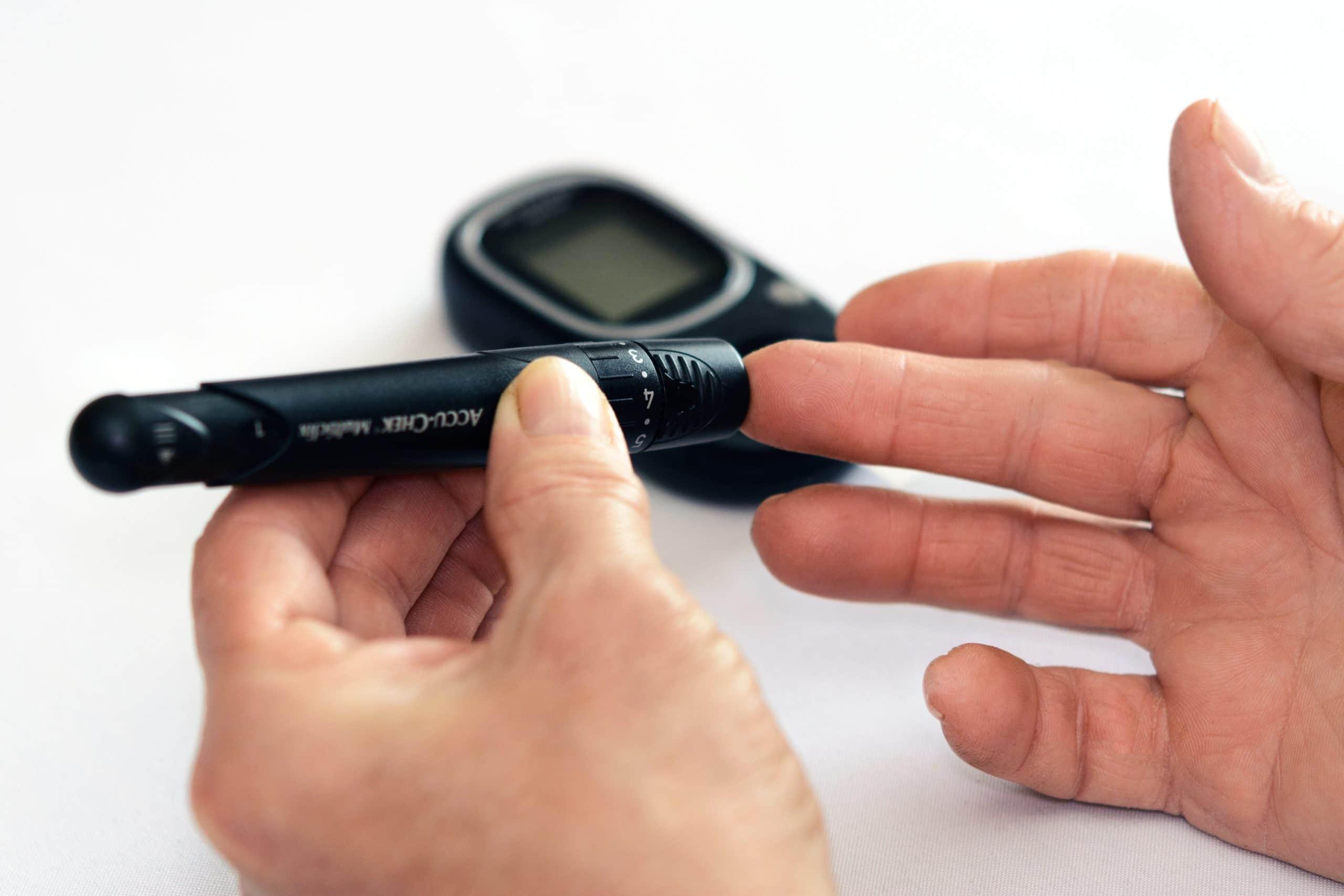 Le diabète et calcul de glycémie