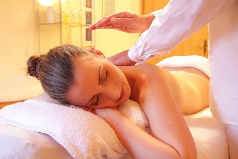 Fibromyalgie-massage