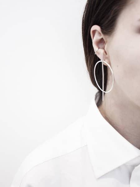maladie de ménière-une oreille de femme