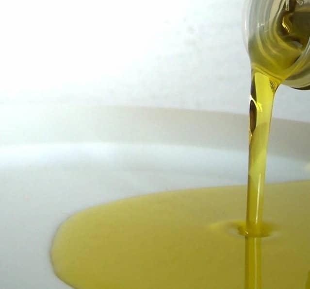 Oreille bouchée- l'huile d'olive