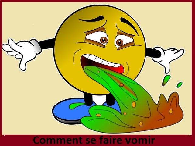 comment se faire vomir? comment éviter de vomir?