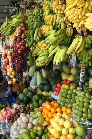 bananes et calories