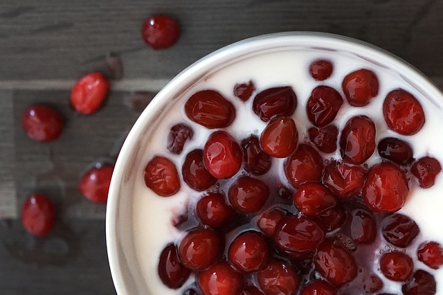 Bienfaits de la cranberry (canneberge)