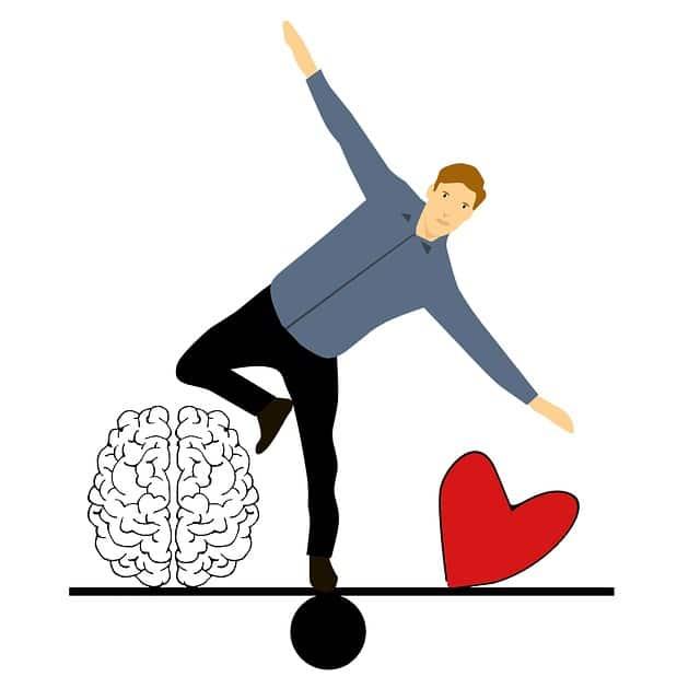 la cohérence cardiaque: équilibre entre le cœur et le cerveau